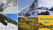 High Altitude trek in india, Roopkund Trek, india