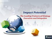 The Leading Trainers of Strategy Execution and Delegation - Impact Pot