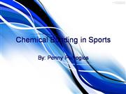 Chemical Bonding in Sports