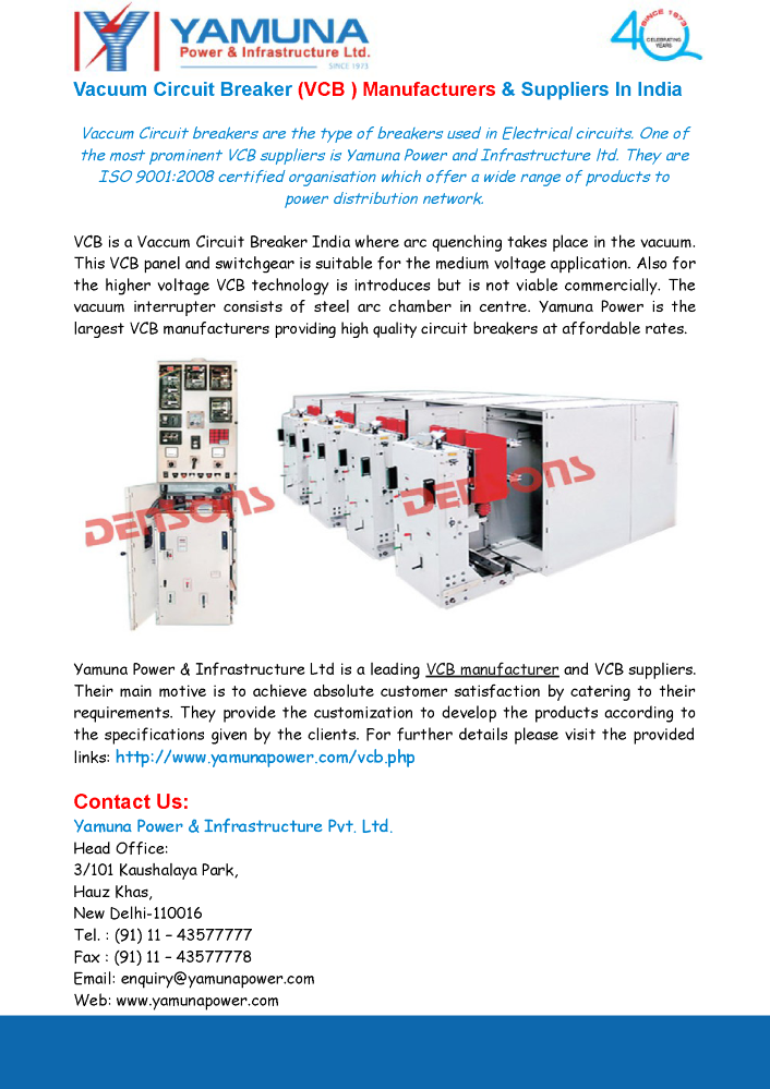 Vacuum Circuit Breaker Vcb Manufacturers Amp Suppliers In