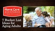 7 Bucket List Ideas for Aging Adults