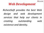 How To Get The Custom Web Development Services