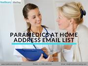Paramedics at Home Address Email List