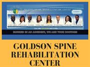 Acupuncture Weight Loss -  Goldson Spine Rehabilitation Center