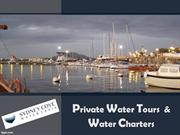 Private Water Tours & Water Charters