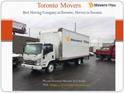 Best Moving Company in Toronto | Movers in Toronto - Movers4you Inc