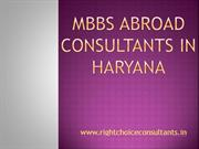 mbbs abroad consultants in haryana to study mbbs abroad
