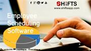 How to Improve Productivity with Employee Scheduling software