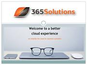 Cloud Managed Service Provider