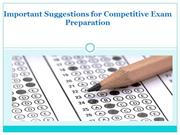 IBPS Exam Preparation Suggestions