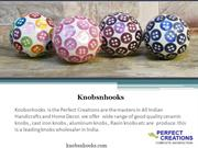 Give New Look Your Home with Knobsnhooks