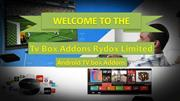 Android TV box Addons
