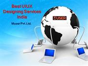 Best UIUX Designing Services India