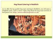 Hog Roast Catering In Redditch