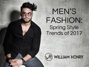 Men's Fashion Spring Style Trends of 2017