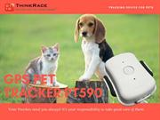GPS Pet Tracker PT590 _ Real-time Pet Tracking Device