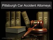 Pittsburgh Car Accident Attorneys