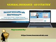 General Insurance - An Overview