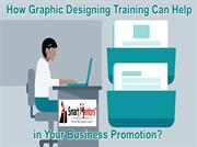 How graphic designing training is helpful in business marketing?