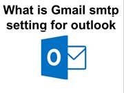 smtp setting for outlook