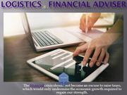 Logistics , Financial Adviser