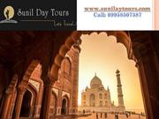 Sunil Day Tours - Golden Triangle Tour 4 Days