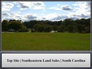 Top Site | Southeastern Land Sales | South Carolina