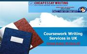 Coursework Writing Services in UK - Cheap Essay Writing UK