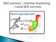 SEO services | Internet marketing | Local SEO services | Fultum Global
