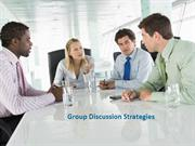Group-Discussion-Strategies