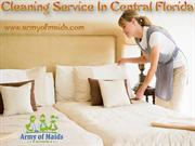 Cleaning Service In Central Florida