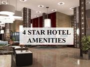 4 STAR HOTEL AMENITIES