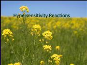 Hypersensitivity_Reactions