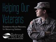 Helping Our Veterans Substance Abuse Recovery for Returning Soldiers