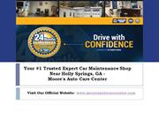Trusted Car Maintenance Shop in Holly Springs, GA