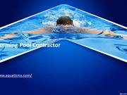 Tips for Hiring a Swimming Pool Contractor