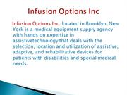 Infusion Options Inc