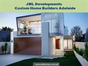 Best Custom Home Builders in Adelaide by JML