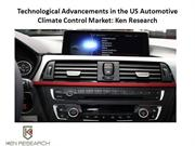 Technological Advancements in the US Automotive Climate Control