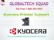 Support For  Kyocera Printer  Toll Free:1-800-294-5907