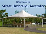 Take Portable Street Umbrellas from Street Umbrellas Australia