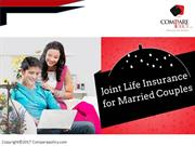 Joint life insurance for married couples