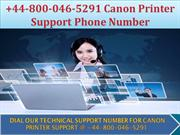 +44-800-046-5291 Canon Printer Support Phone Number UK