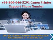 Canon Printer Support Dial +44-800-046-5291 for Canon Printer Help