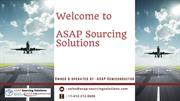 ASAP Sourcing Solutions – Aviation Components & Military Hardware Dist