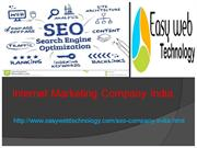 Get internet marketing company from anywhere in india.