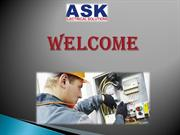 Get best Electrical Services in Oxfordshire from ASK Electrical