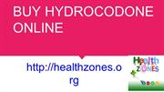 Buy Hydrocodone Online Overnight Legally - Healthzones