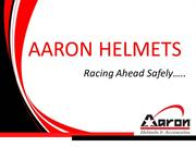 Aaron Helmets - Best Bike Helmet Manufacturer In India