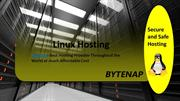 Linux Hosting - Hosting Available at Low Price